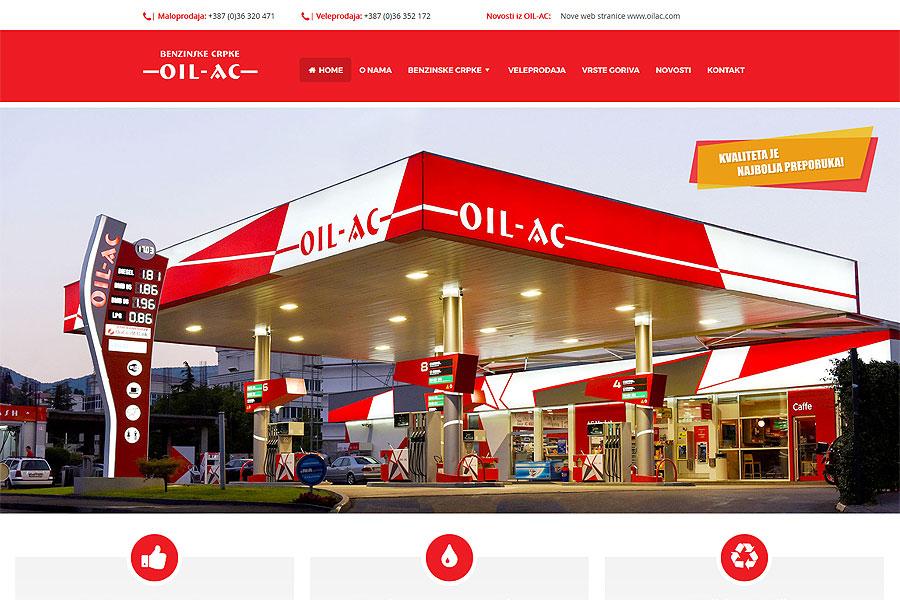 OIL-AC d.o.o. - Oilac.com