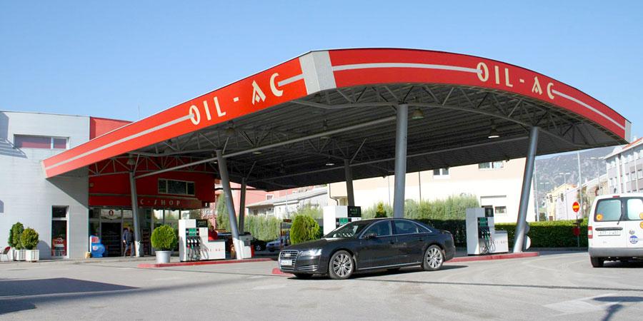 Oil AC Bulevar