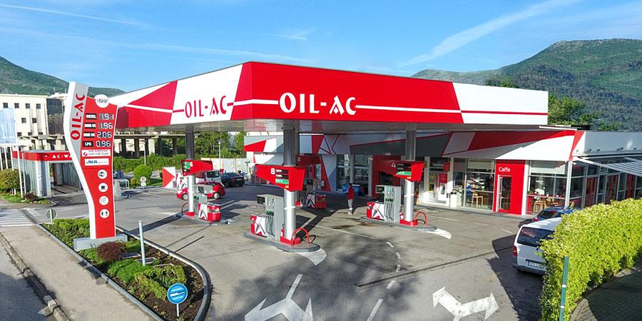 Oil AC Vukovarska