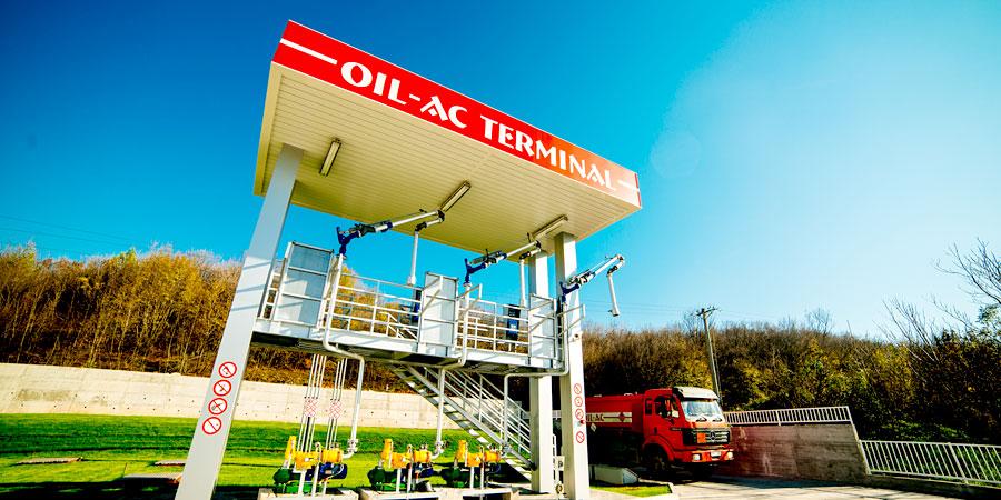 Oil AC - terminal